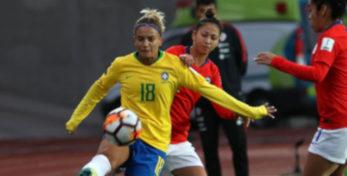bc4046b7d1 A Seleção Brasileira Feminina de futebol estreia na próxima quinta-feira (26)  contra a Austrália